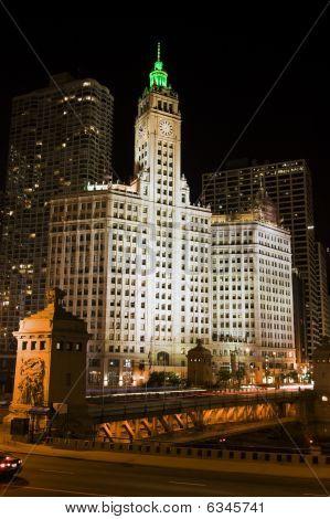 Black Night In Chicago