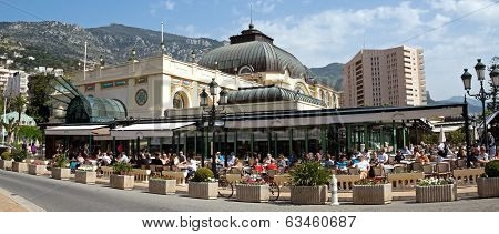 Monaco - Cafe De Paris