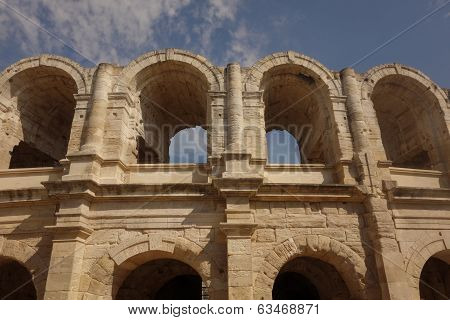 Roman Amphitheatre at Arles