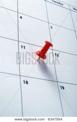 Calendario Closeup