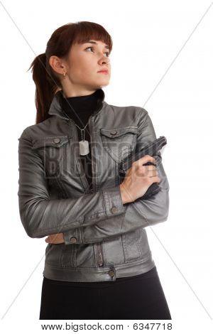 Security Girl