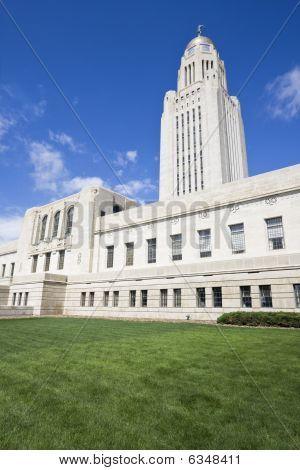 Lincoln, Nebraska - State Capitol