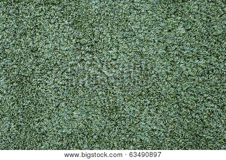 Artificial Grass Background Texture For Landscaping Exteriors.