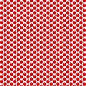 Background of apple pattern