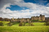 stock photo of duke  - Alnwick Castle - JPG
