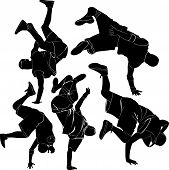 image of break-dance  - collection breakdance break dance  person man sport - JPG