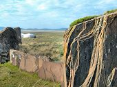 picture of megaliths  - Ritual megalithic stones - JPG