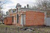 picture of xx  - One of buildings of the State wine warehouse 1902 about 1948 plant of plastic - JPG