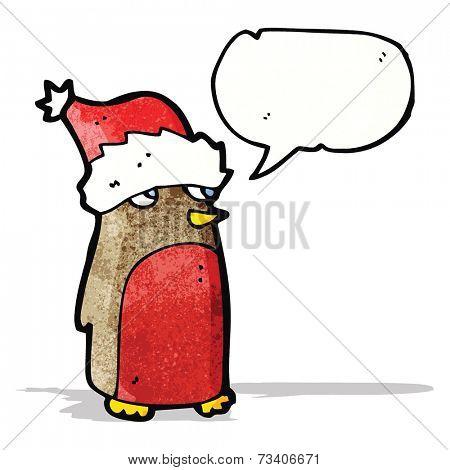 cartoon bored robin