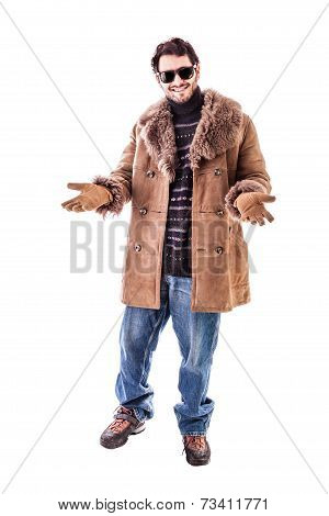 Easy Winter Clothing