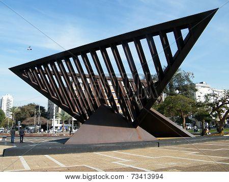 Tel Aviv The Rabin Square 2011