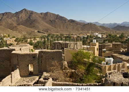 City Bahla In Oman