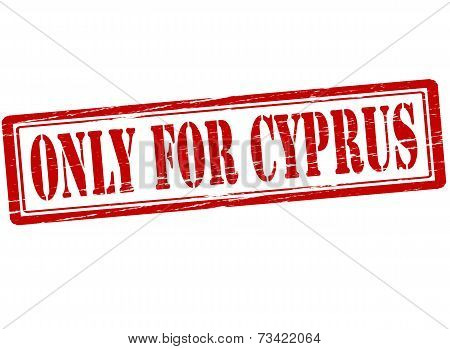 Only For Cyprus