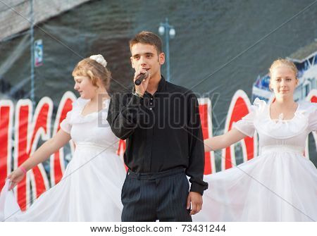Egor Belov Sing A Song