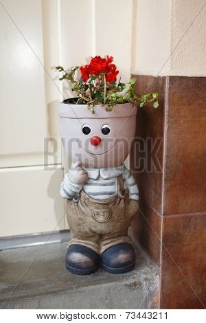 Planter Decoration
