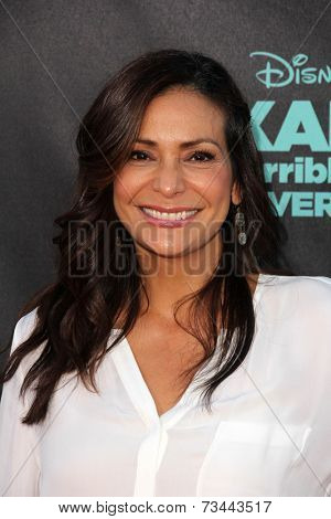 LOS ANGELES - OCT 6:  Constance Marie at the