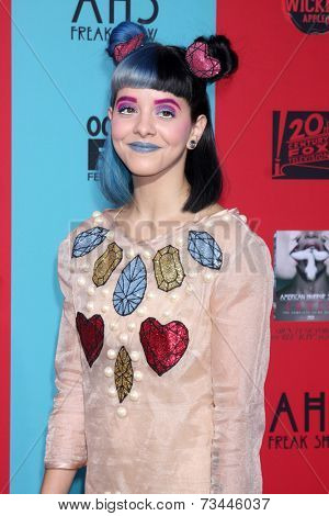 LOS ANGELES - OCT 5:  Melanie Martinez at the