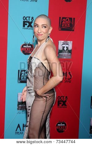 LOS ANGELES - OCT 5:  Naomi Grossman at the