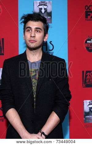 LOS ANGELES - OCT 5:  Nick Simmons at the