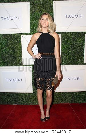 LOS ANGELES - OCT 7:  Whitney Port at the Club Tacori 2014 at Hyde on October 7, 2014 in West Hollywood, CA