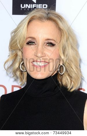 LOS ANGELES - OCT 7:  Felicity Huffman at the