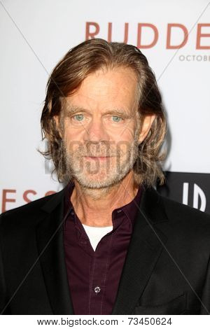 LOS ANGELES - OCT 7:  William H Macy at the