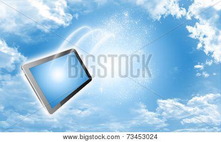 Tablet Sky Seal