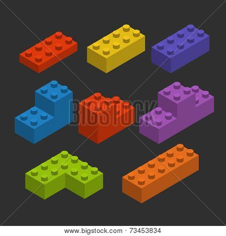Color constructor blocks