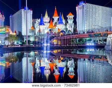 Las Vegas , Excalibur