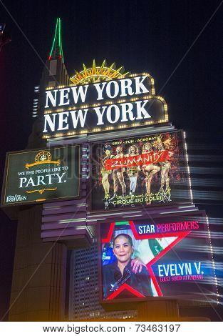 Las Vegas , New York