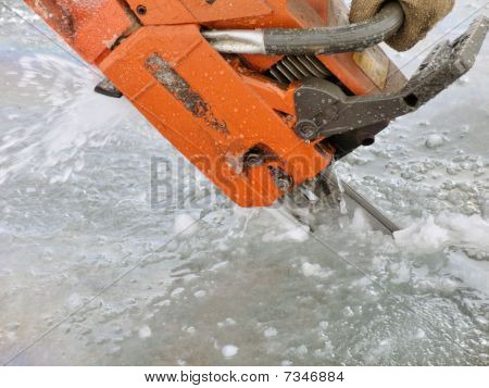 Ice Cutting