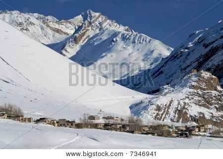 Winter in the Zanskar Valley - 2