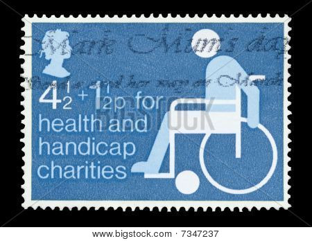 Charity Stamp