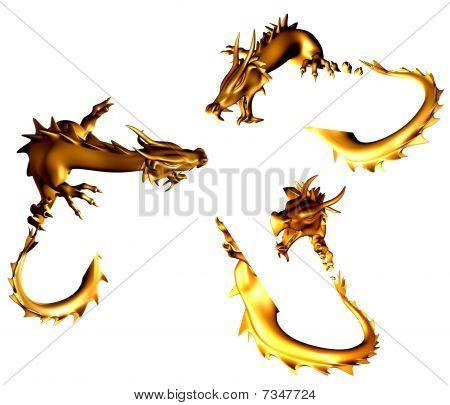 Golden Dragons