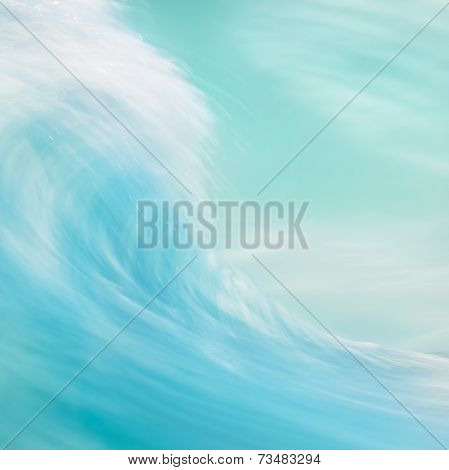 Breaking Wave Abstract