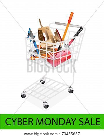 Auto Repair Tool Kits Cyber Monday Shopping Cart