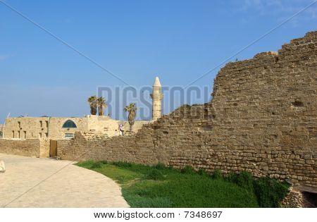 Ruins Of Caesarea