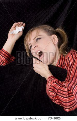 Sneeze Bed