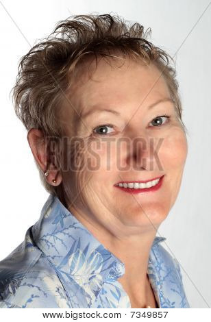 Beautiful Grandmother