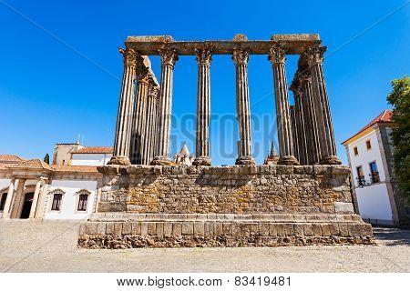 Roman Temple, Evora