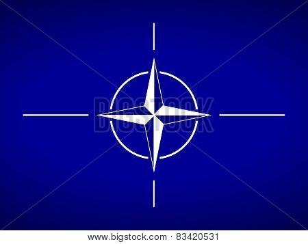 Nato Flag.