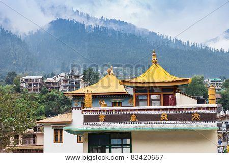 Tibetan Monastery, Manali
