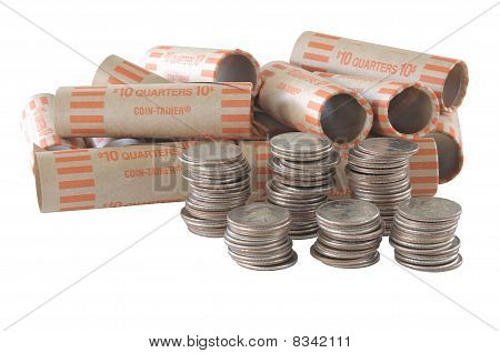 Quarter Rolls