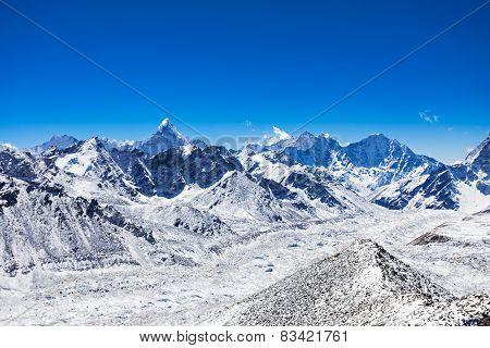 Mountains, Everest Region