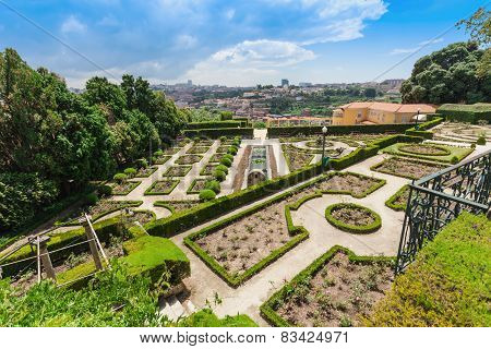 gardens Palacio De Cristal