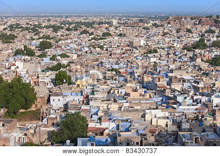 View Of Jodhpur