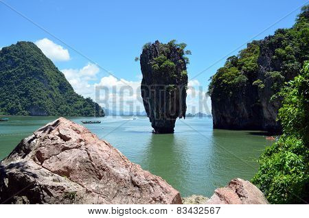 James Bond Island (Thailand)