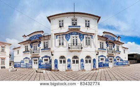 Aveiro Train Station
