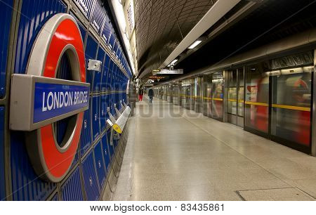 London Bridge Underground