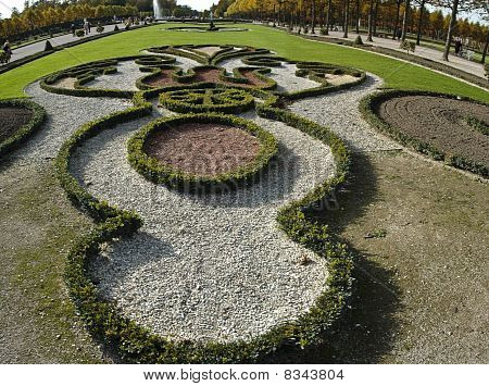 The Baroque Gardens Of Schwetzingen